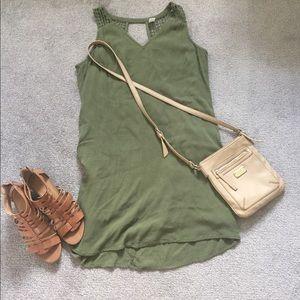 Old Navy Crep Dress Size Medium